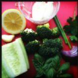 Cucumber Broccoli Salad Dressing