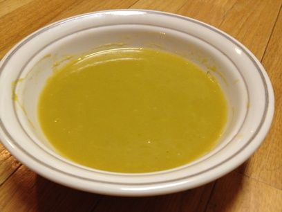 Largely Leeky Potato Soup