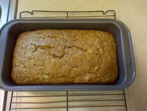 Jenni's Whole Wheat Banana Nut Bread