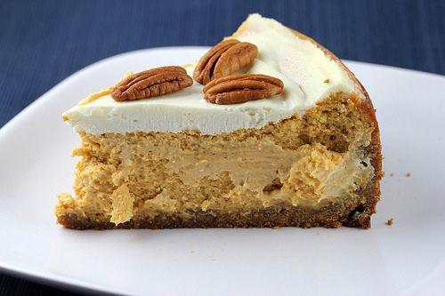 "Low Sugar Vegan Cake Recipes: Vegan Pumpkin ""Cheez"" Cake Recipe"