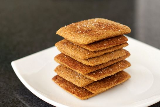 Low-Fat Graham Cracker