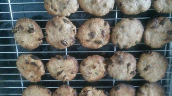 Wheat free cookies