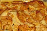 Reduced Fat Au gratin Potatoes