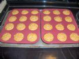 Mini Vegan Carrot Cupcakes