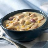 Leftover Turkey Chowder