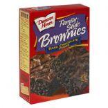 Duncan Hines Dark Chocolate Brownies