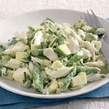 Crab and green Bean Salad
