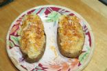 *almost* Fat Free Twice Baked Potatoes