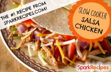 Healthy chicken recipes in crock pot