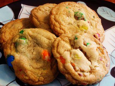 Nicole's chocolate peanut butter cookies