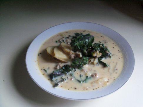 A Healthier Zuppa Tuscana