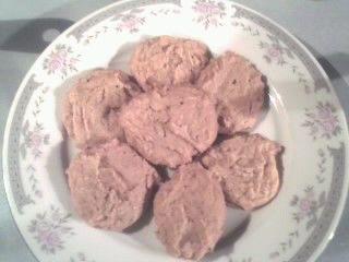 Easy Gluten-free Peanut butter Cookies