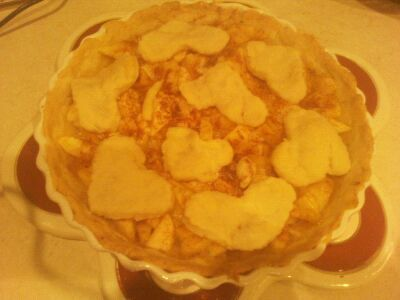 Heart Smart Apple Tart