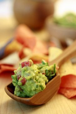 Guacamole (Skinny Chef)