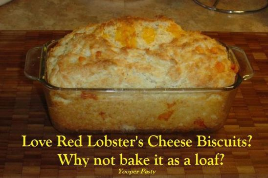 Red Lobster Cheese Bread