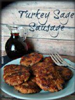 Turkey Sage Sausage Patties