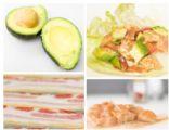 Chicken, Bacon, and Avocado Lettuce Wraps