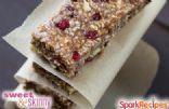 DIY Flax Seed Granola Bars