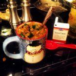 Black Bean & Pumpkin Soup