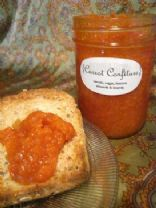Carrot Confiture per tablespoon