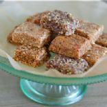 Cashew Larabars (Homemade from 100 Days of Real Food)