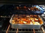 Curried Roasted Root Vegetables