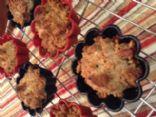 Gluten Free Cinnamon Streusel Muffins