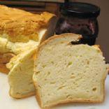 Gluten Free White Bread in Breadmaker