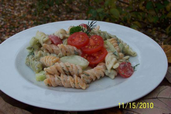 Dill/Cucumber Rotini Salad
