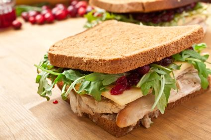 Perfect Grilled Turkey Sandwich