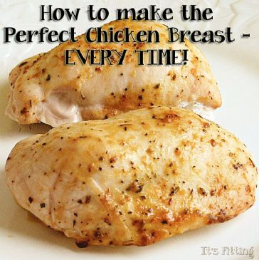 Seasoned Chicken Breast