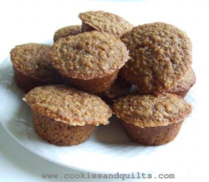 Lower Cal Flax Muffin (1 Minute in a Mug) Egg White Only