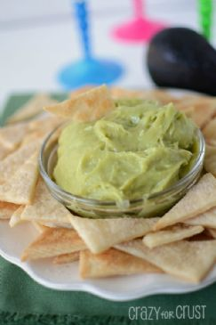 Sweet Avacado Cream Cheese Spread (Dip)