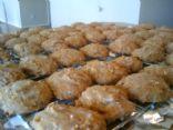 Homemade Iced Pumpkin Cookies