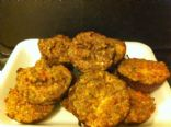 JD's Low Carb/ High Protein Turkey Meatloaf Muffins