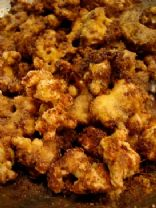 Chocolate Cheezey Popcorn