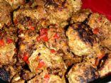 Juicy Beef Meatballs with Hidden Vegetables