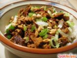 Slow Cooker Spicy Thai Pork