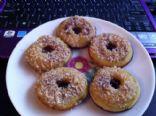 Coconut Flour Donuts