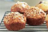 Banana Honey Muffins