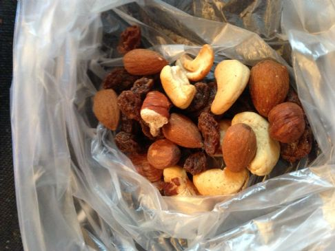 Cinnoman Roated Nuts