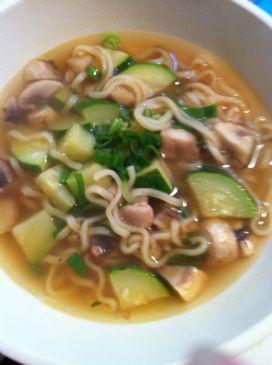 BBBloom's Easy Ramen Soup