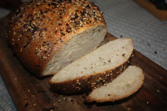 King Arthur Extra-tangy Sourdough Bread