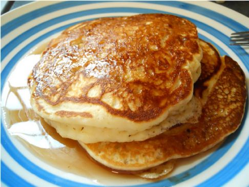 Delicious Buttermilk Pancakes