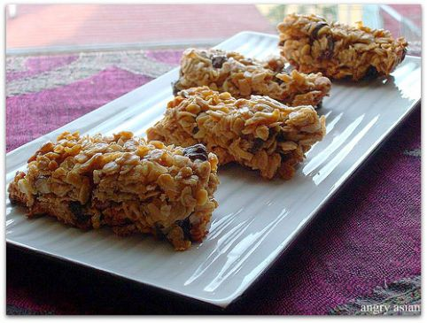 Jana's Homemade Granola Energy Bars