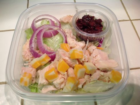 PM's Chicken Berry Salad