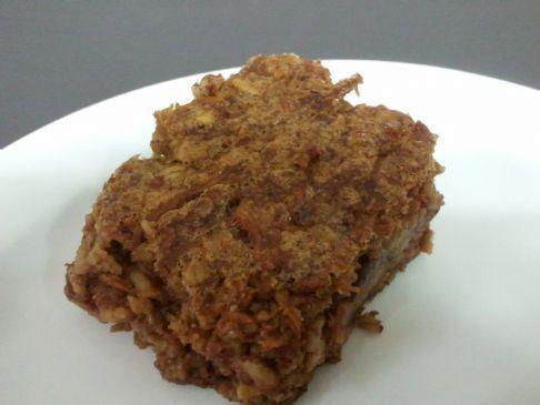 Pumkin & Apple Cake