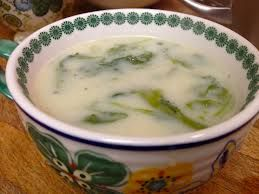 Arugula Weight loss Soup