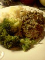 Geevie's Beef Porcupine Meatballs
