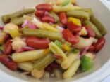 Bean Salad (Three-bean or Four-bean)